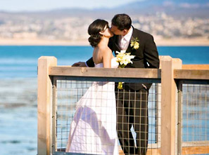 Intercontinental The Clement Monterey Hotel Weddings by Pacific Hotel Management