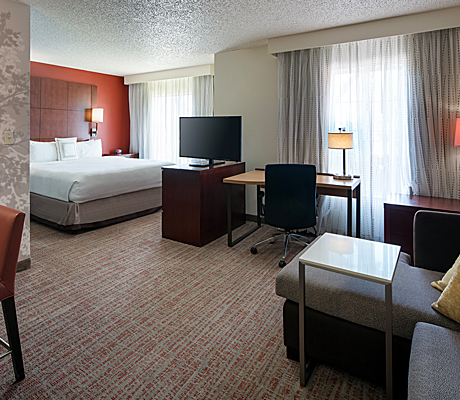 Residence Inn By Marriott, Milpitas Suite Area